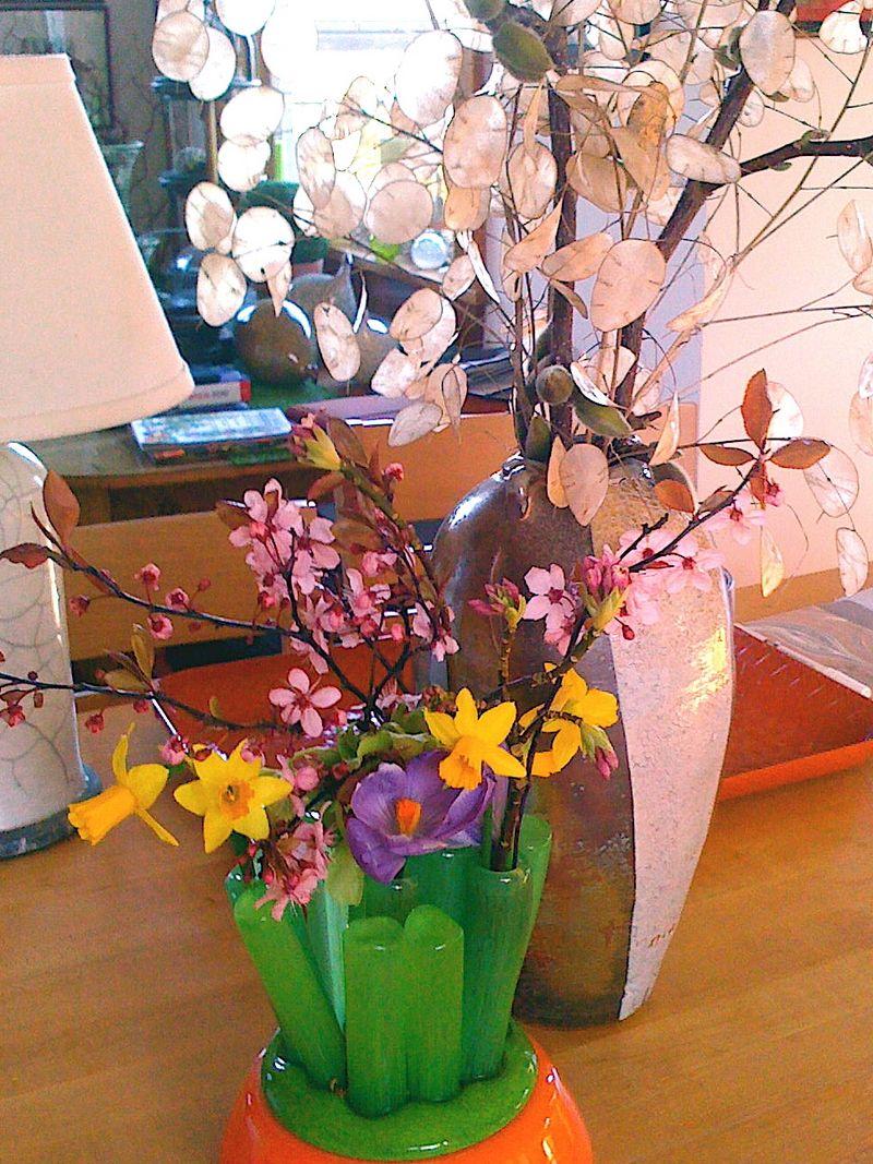 Bouquet winter:spring