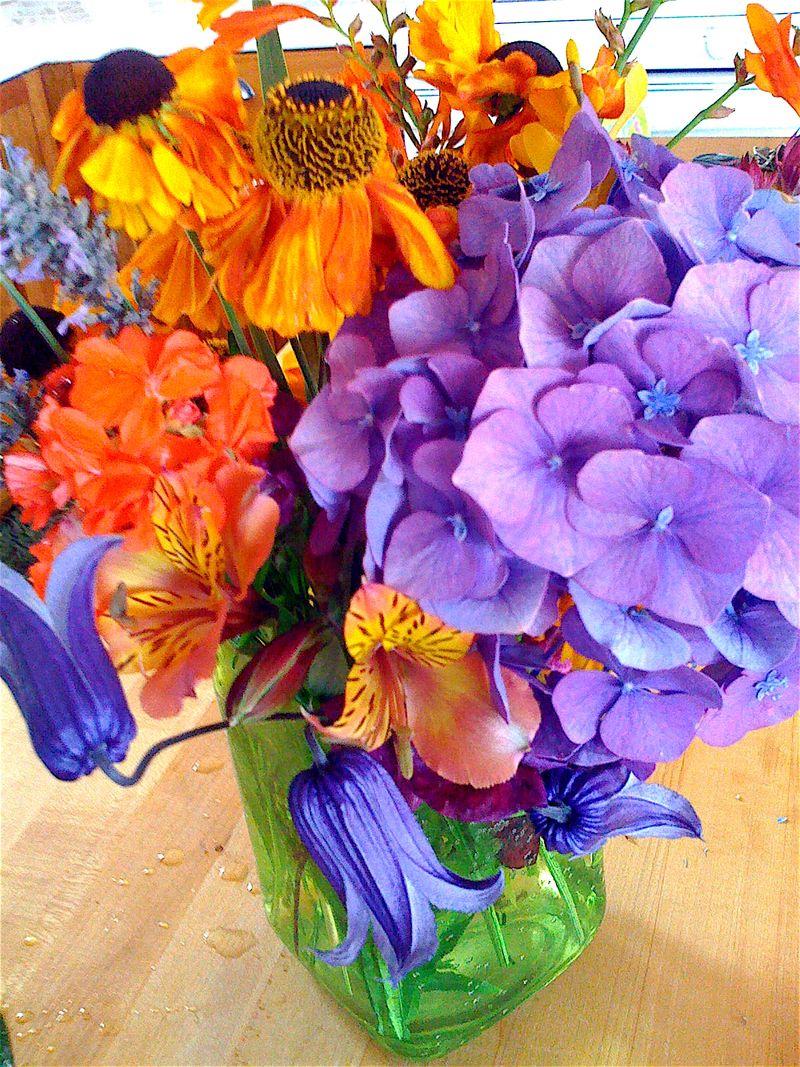 Hydrangea bouquet2