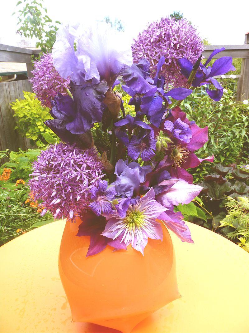 Blue bouquet1