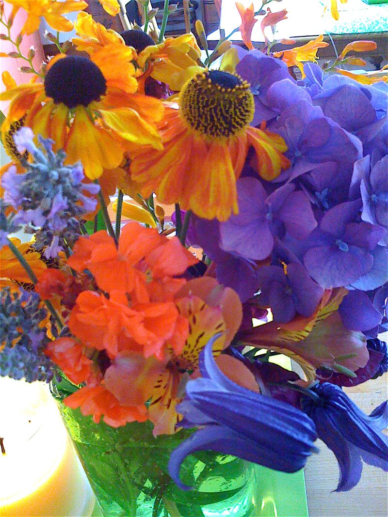 Hydrangea bouquet3
