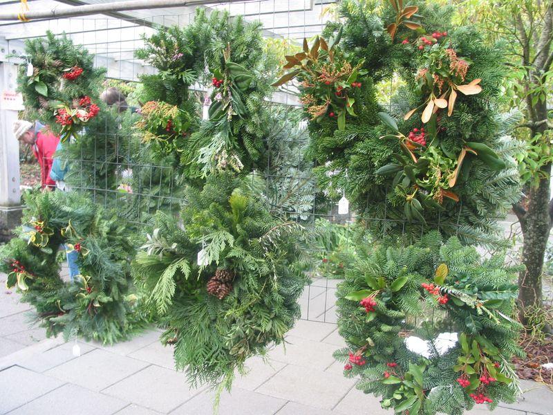 Arb wreaths