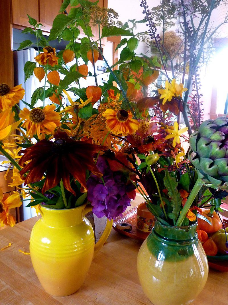Bouquet fodder