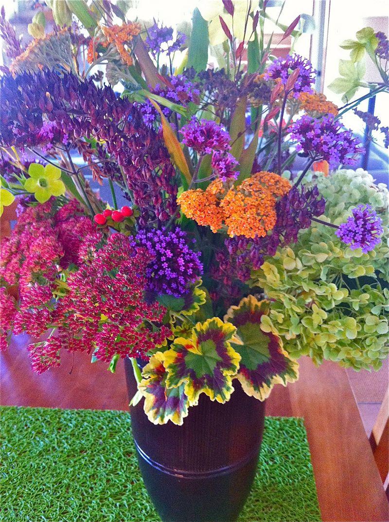 Full bouquet