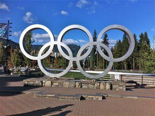 Whistler rings
