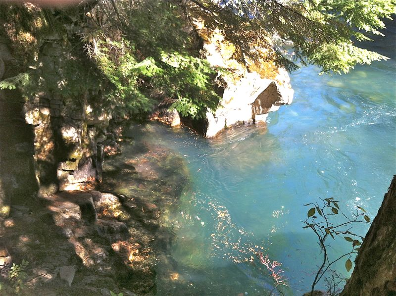 Whistler lagoon