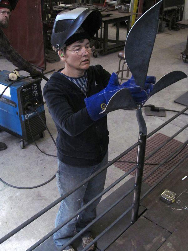 Jean welding