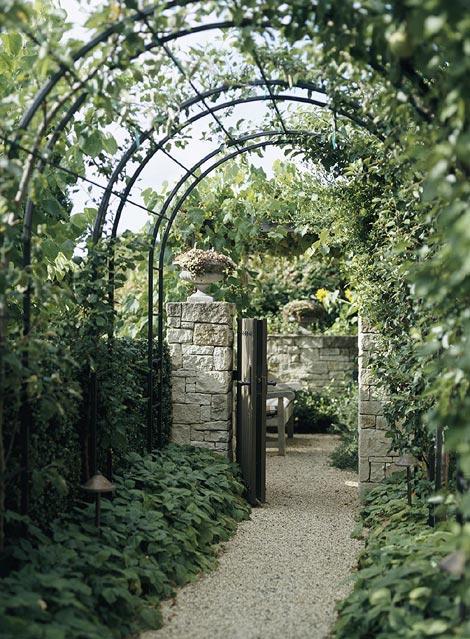 Horvitz garden