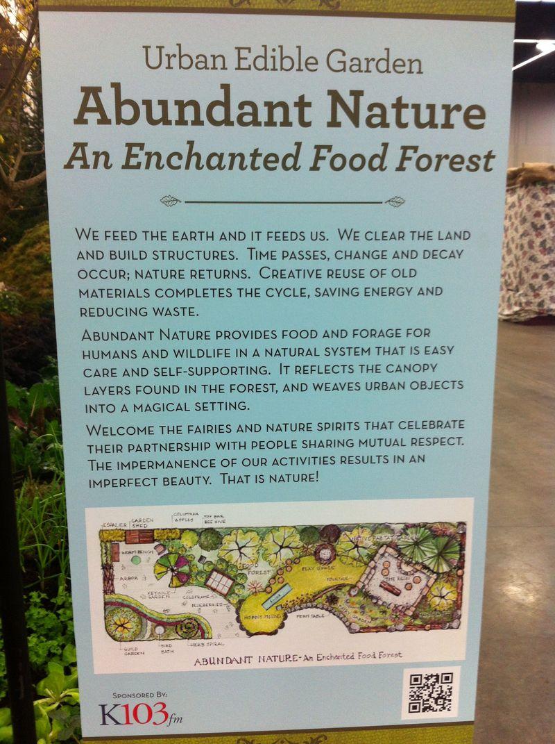 Info on garden