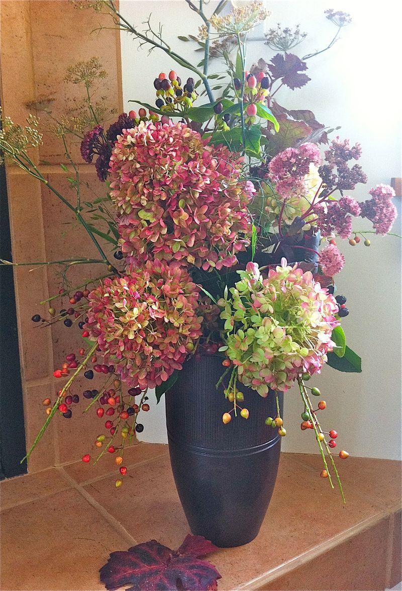 Last bouquet